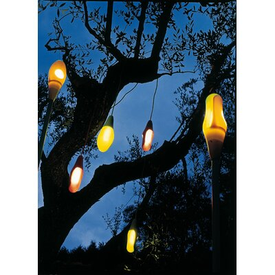 Luceplan Pod Lens Suspension Light
