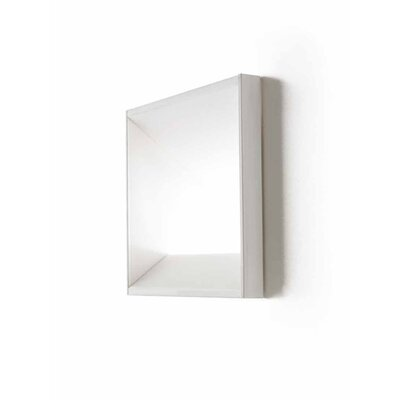Luceplan Elementi 1 Light Recessed Wall Sconce