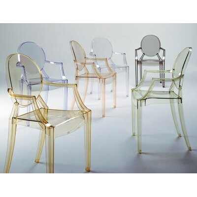 Kartell Louis Ghost Chair (Set of 4)