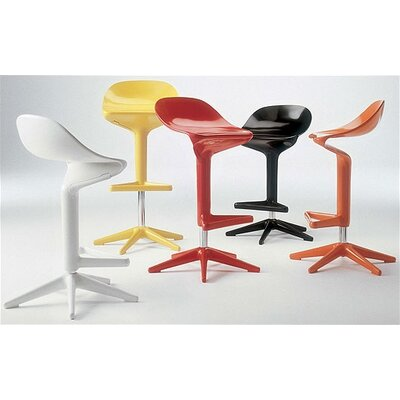 "Kartell Spoon 28"" Bar Stool"