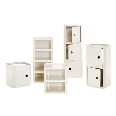 Kartell Componibili Square Set