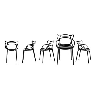 Kartell Kartell Masters Chair (Set of 2)