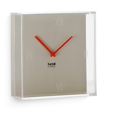 Kartell Tic and Tac Wall Clock