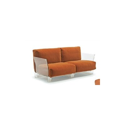 Kartell Pop Modular Loveseat