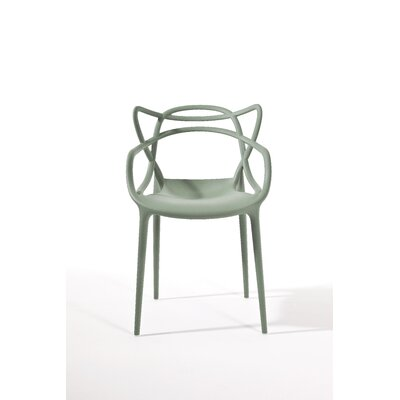 Kartell Sage Green Masters Chair