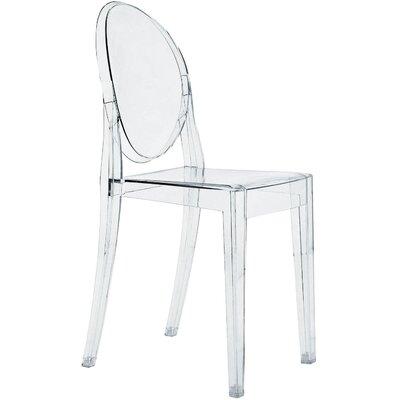 Kartell Victoria Ghost Side Chair & Reviews  Wayfair