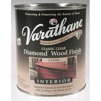 Rustoleum Varethane Classic Clear Diamond Wood Finish Spar Urethane