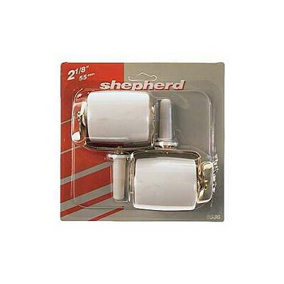 "Shepherd 2-1/8"" Wide Wheel Bed Caster with Brake) (Set of 2)"