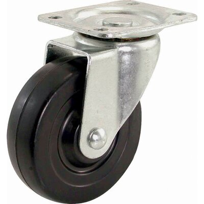 "Shepherd 3"" Light Duty Swivel Caster"