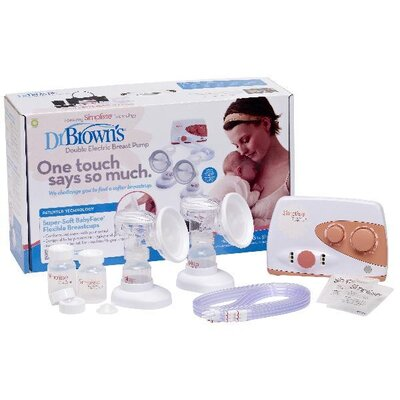 Dr. Brown's Simplisse Double Electric Breast Pump