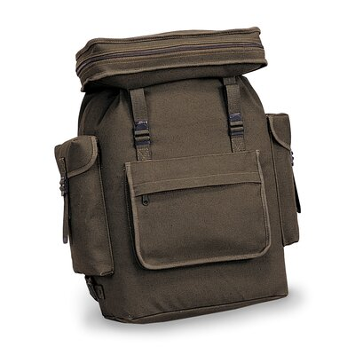 Stansport European Style Knapsack