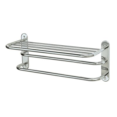 Gatco Three Tier Towel Rack in Chrome