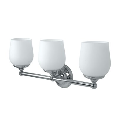 Gatco Oldenburg Triple Sconce