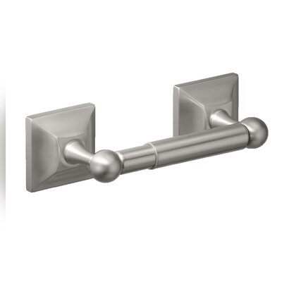 Gatco Meridian Toilet Paper Holder in Satin Nickel