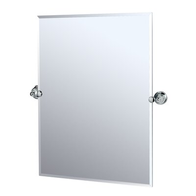 Gatco Tiara Rectangle Mirror