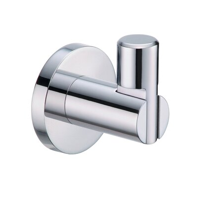 Gatco Channel Robe Hook in Chrome