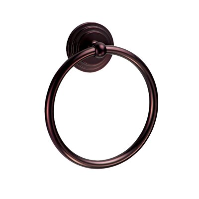 Gatco Marina Towel Ring in Oil Rubbed Bronze