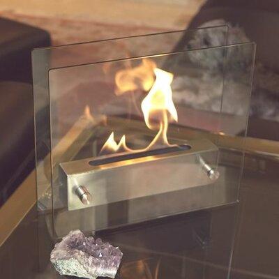 Bluworld Irradia Tabletop Bio Ethanol Fuel Fireplace