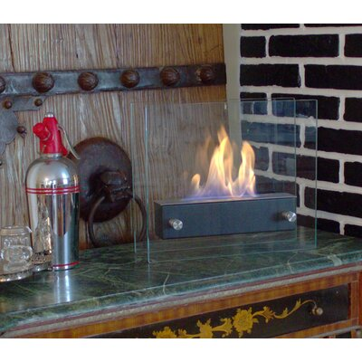Bluworld Irradia Tabletop Bio Ethanol Fuel Fireplace