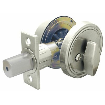 Ultra Hardware Lawn & Garden Standard Duty Single Cylinder Deadbolt