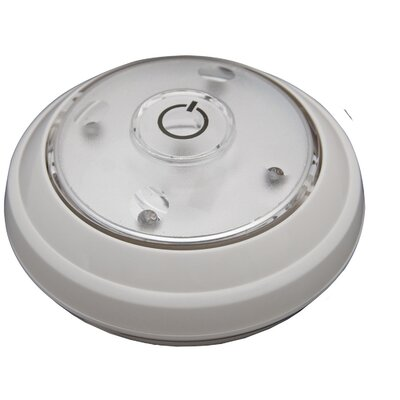 5 White LED Wireless Puck Light LPL620W