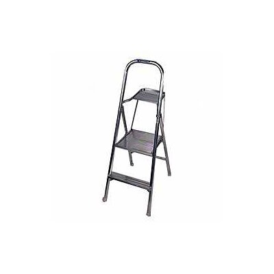 Werner 5.5' Aluminum Project Step Ladder