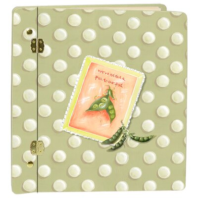 Children and Baby Peapod Book Photo Album