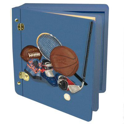 Sports Little Athlete Memory Box