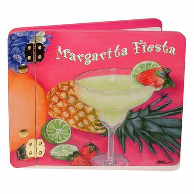 Lexington Studios Home and Garden Margarita Fiesta Mini Book Photo Album