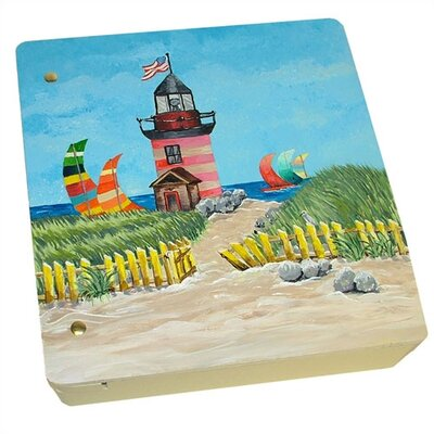 Lexington Studios Lighthouse Decorative Storage Box