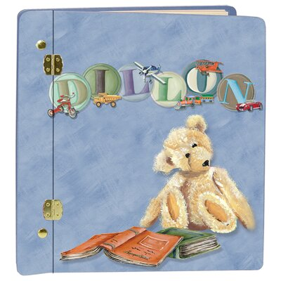 Lexington Studios Little Boy Letters Book Album