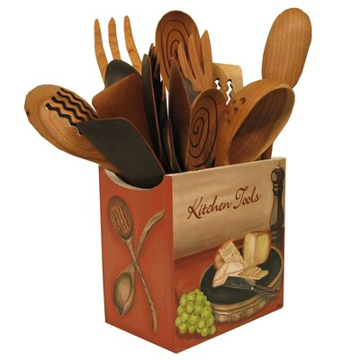 Kitchen Tools Vertical Caddy