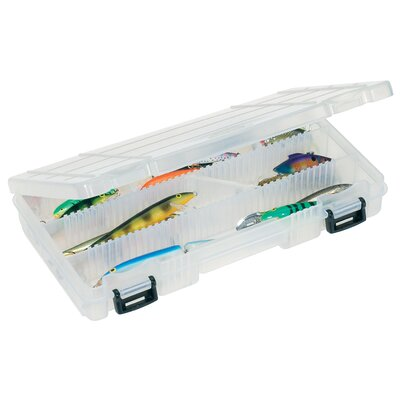 "Plano 1.5"" Clear Adjustable Compartment StowAway® Organizer 2-3750-01"