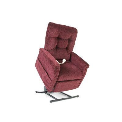 Classic Collection Medium 3-Position Lift Chair with Button Back