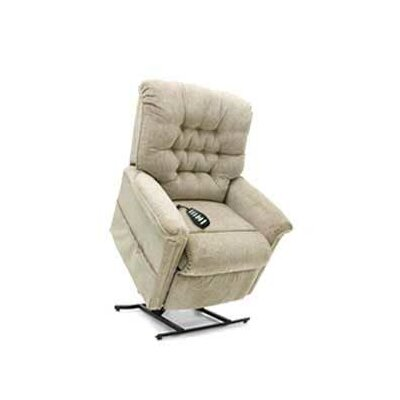 Heritage Collection Small 3-Position Lift Chair with Button Back - Quick Ship