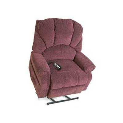 Pride Mobility Elegance Collection Large Wide 3-Position Lift Chair with Shell Back