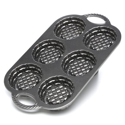 Platinum Shortcake Baskets Pan