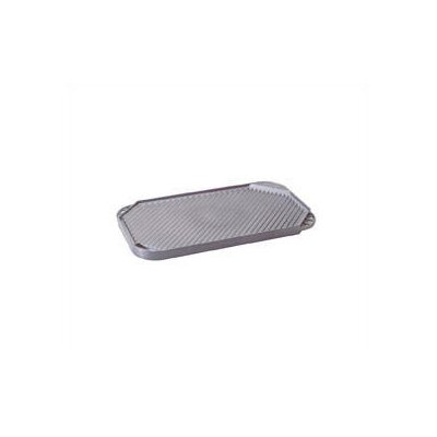 Nordicware Pro Cast Traditions 11&quot; Non-Stick Reversible Grill Pan and Griddle
