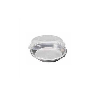 Natural Commercial High Dome Covered Pie Pan