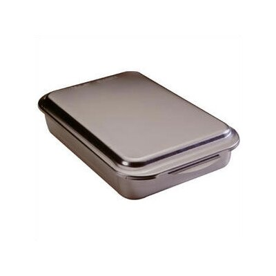 "Nordicware Natural Commercial 13"" Covered Cake Pan"