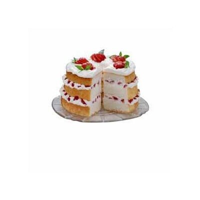 Natural Commercial 2 Piece Angelfood Cake Pan