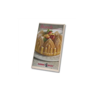 Nordicware Accessories The Bundt Original Cookbook in Soft Cover