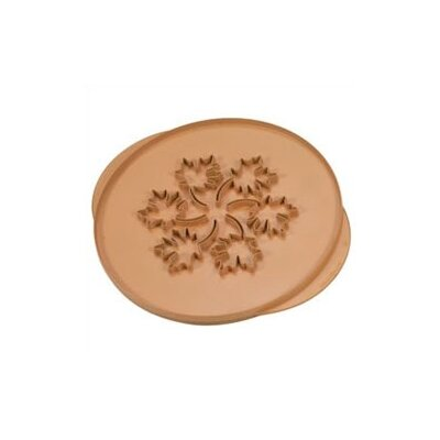 Nordicware Apples and Leaves Pie Top Cutter