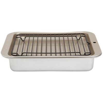 Nordicware Compact Ovenware 3 Piece Grilling and Baking Set