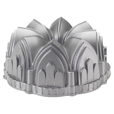 Platinum Cathedral Quartet Bundt Pan