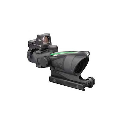 Trijicon ACOG 4X32 Scope Dual Illuminated Red Crosshair 0.223 Ballistic Reticle