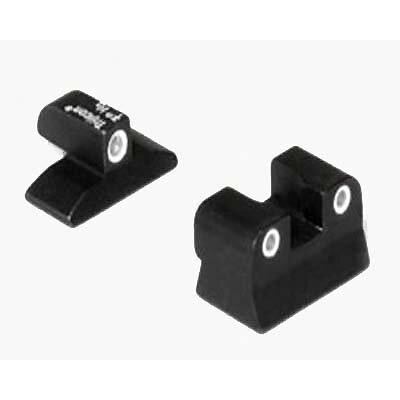 Trijicon 3 Dot Green Front and Rear Night Sights