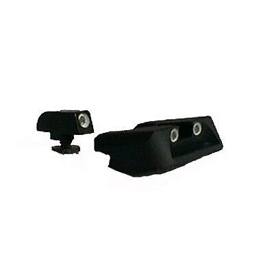 Trijicon 3 Dot Iron Green Front and Rear Night Sights