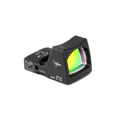 Trijicon RMR Sight LED 8.0 MOA and Red Dot