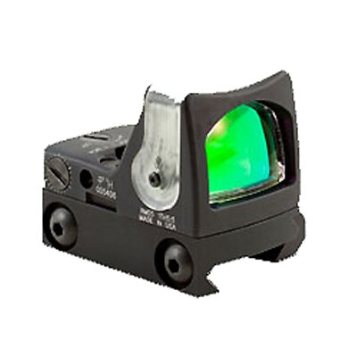 Ruggedized Miniature 9 MOA Dual Illuminated Reflex Sight
